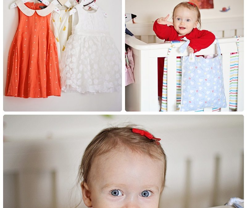 1st birthday shoot in Kew