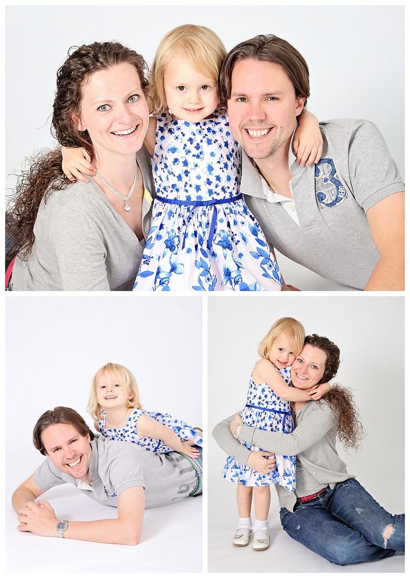 Worcester Park family photographs