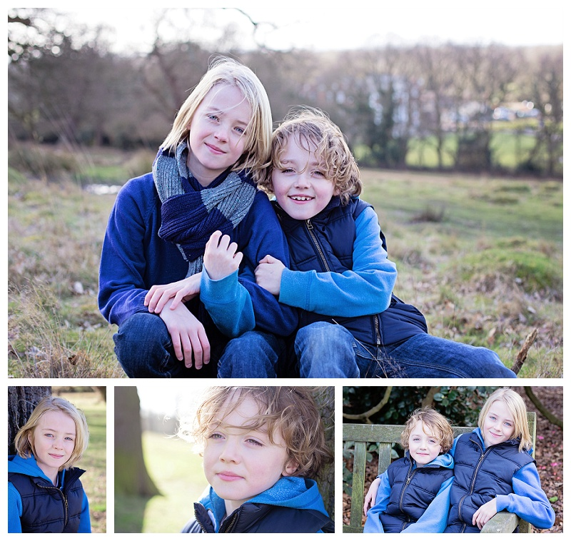 Twickenham natural family photography