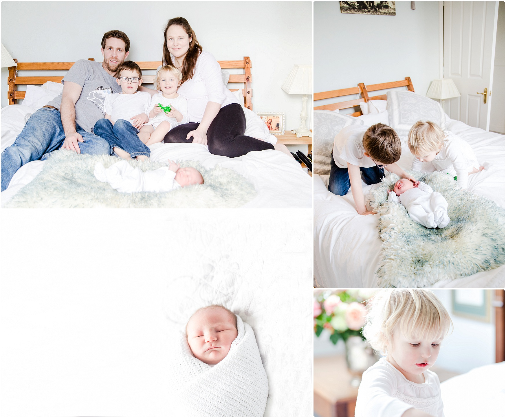 Newborn photo shoot Wimbledon