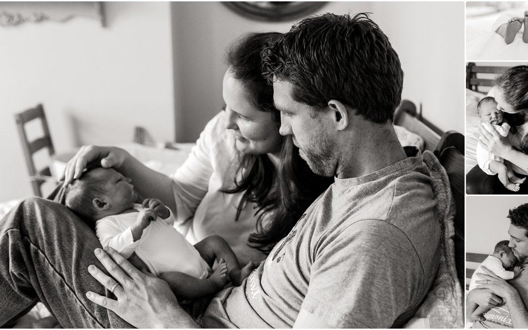 Jacob's newborn shoot {Lifestyle newborn photography, Earlsfield}