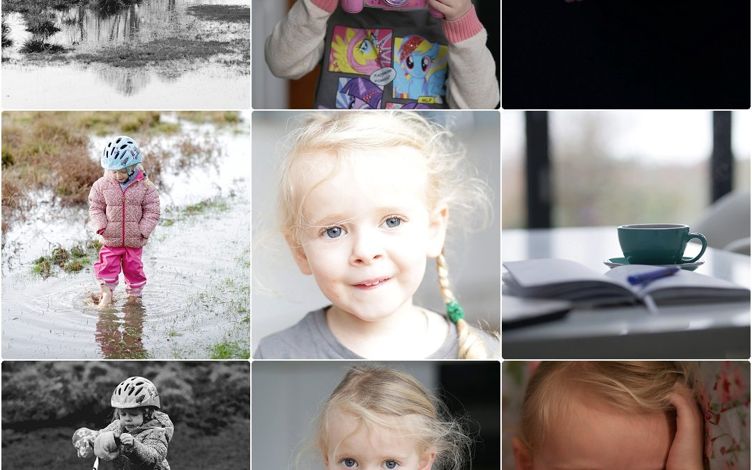 9 on the 9th {Personal photography project}