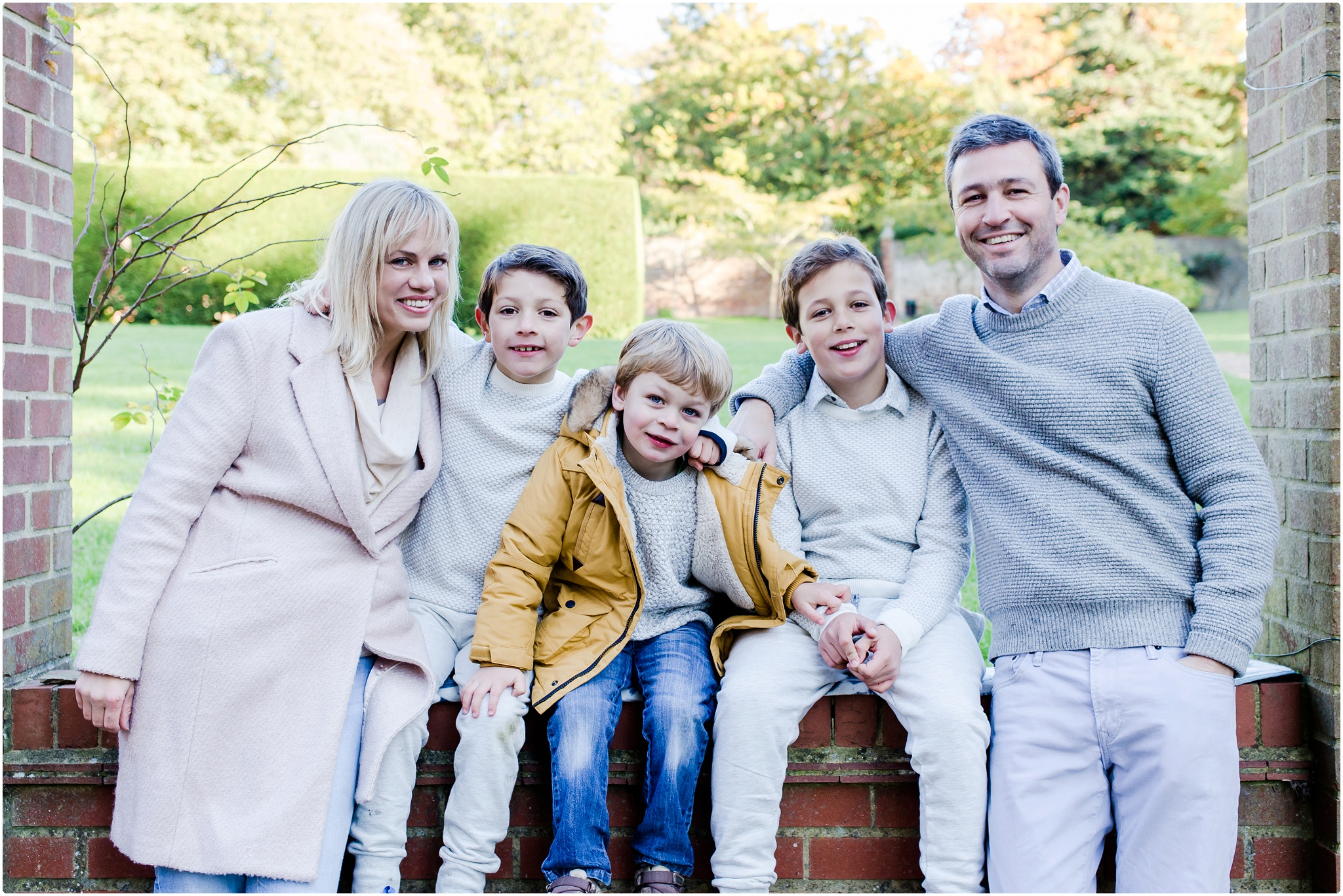 Family Photography in Motspur Park