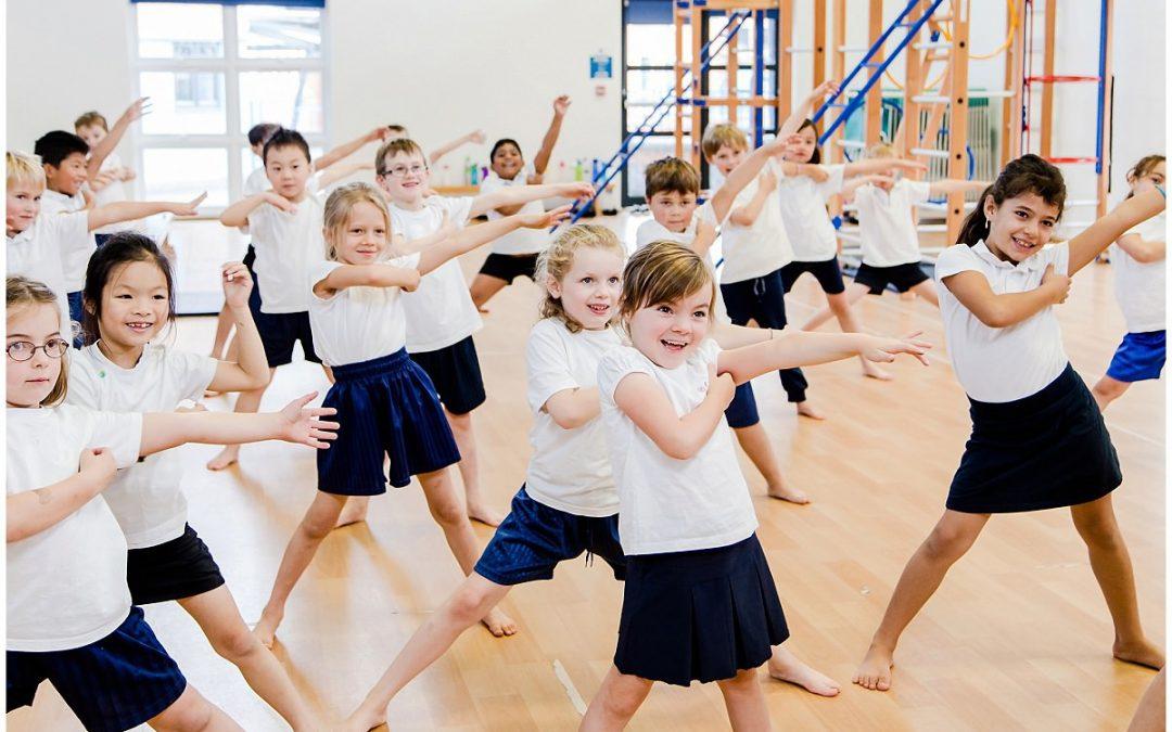 Burlington Infant – School website photography