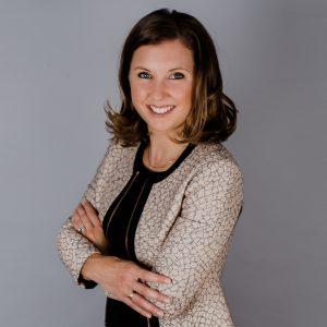 Women's business headshot in London
