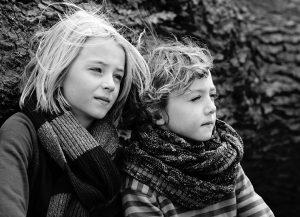Boys in Richmond Park photography
