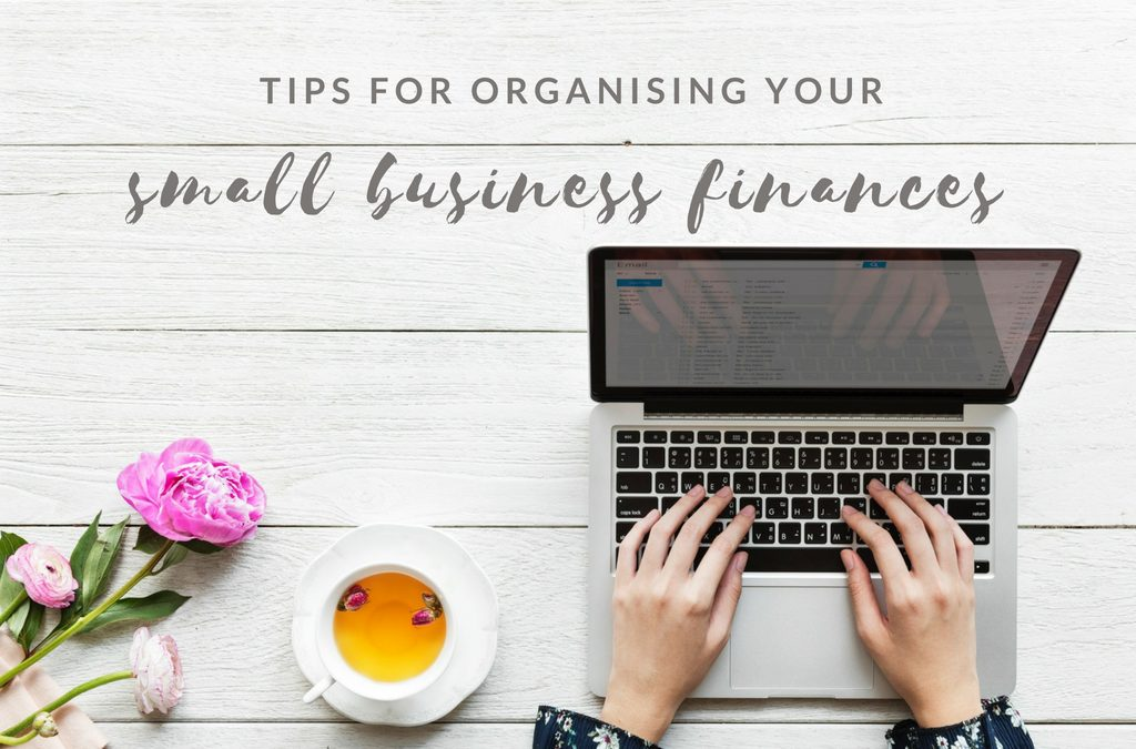 Tips for organising your small business finance – Commercial photographer for business